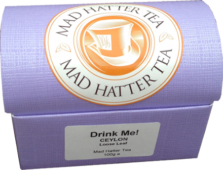 Mad Hatter Tea: Ceylon 100g